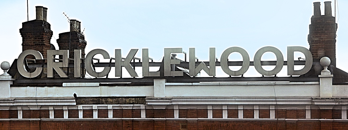 Cricklewood Sign