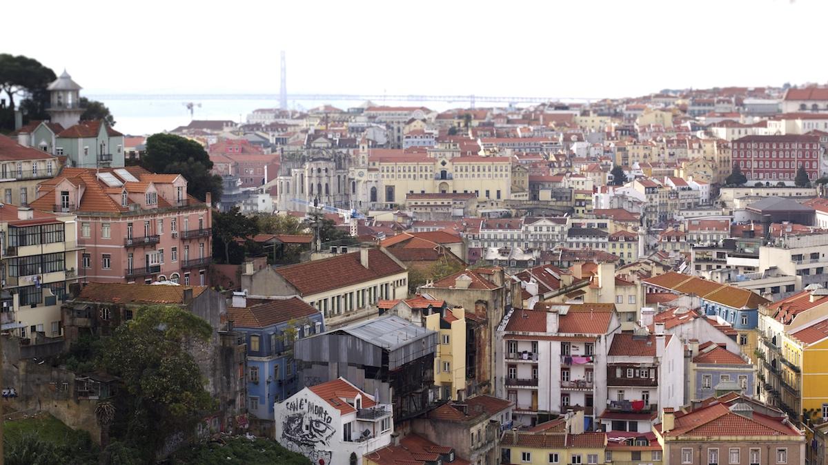 Miradouro da graça, Lissabon